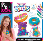 My Look Color Your Own Squeezie Fun by Cra-Z-Art
