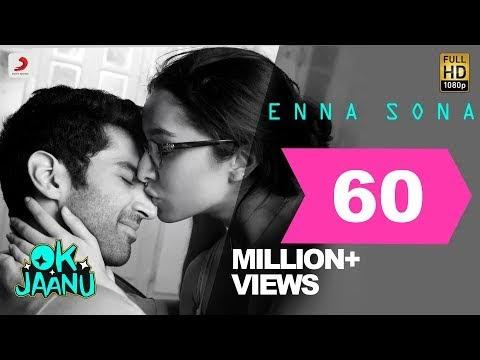 Enna Sona Lyrics Song - OK Jaanu