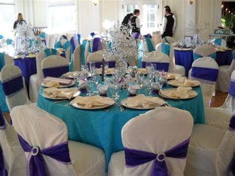 Memorable Milestones: COLOR INSPIRATION: Purple & Teal