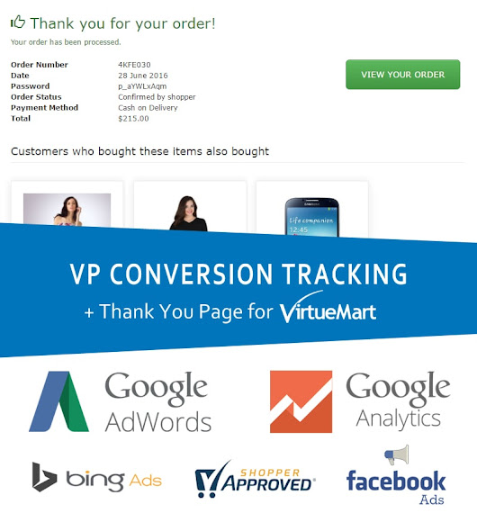 VP Conversion Tracking