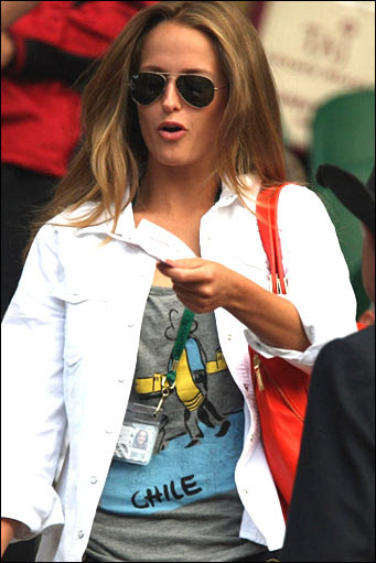 andy murray girlfriend. Andy Murray#39;s girlfriend#39;