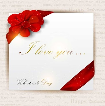 Editable valentine day invitation card free vector download ...