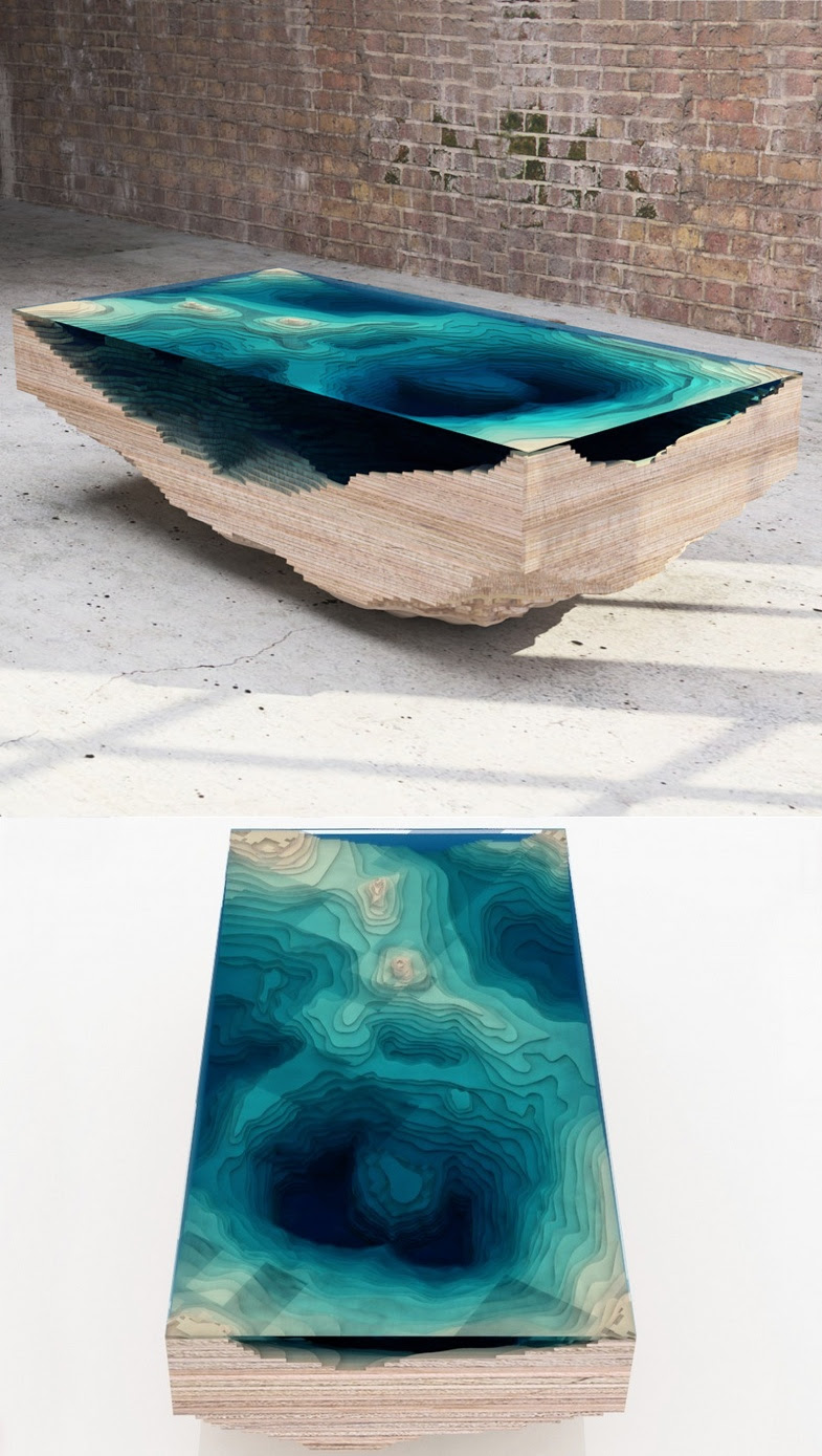 20 Uniquely Designed Beautiful Coffee Tables ...