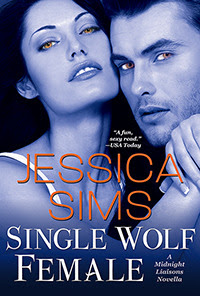 Single Wolf Female (Midnight Liaisons, #2.6)