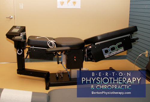 Spinal Decompression Windsor Ontario | Berton Physiotherapy