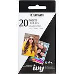 "Canon ZINK ZP-2030-20 Photo Paper, 2"" x 3"" - 20 sheets"