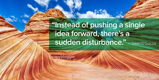 Transform Your Content from Predictable to Provocative with This Bold Method - Copyblogger
