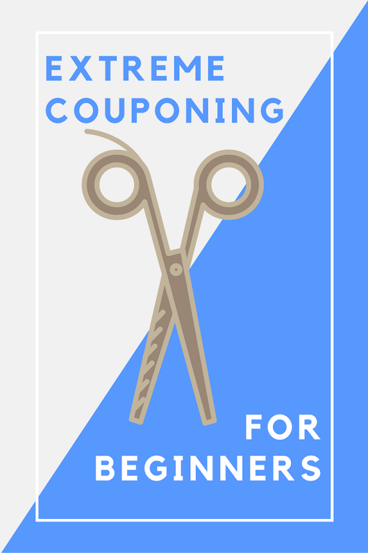 #ExtremeCouponing - Couponing for Beginners - Clever Housewife