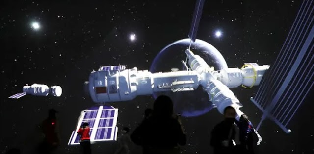 China launches key module of space station planned for 2022