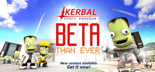 Kerbal Space Program: Beta Than Ever is Now Available