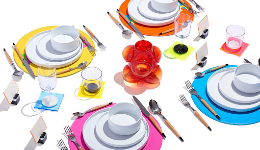 Entertaining In Style: Lisa Perry's Tips for Setting a Colorful Summer Table | Architectural Digest