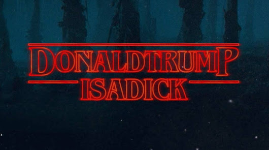 Make it Stranger: The Stranger Things Logo Generator by Nelson Cash