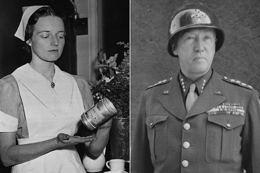 Gen. George Patton's wife put a Hawaiian curse on his ex-mistress. She was dead within days.