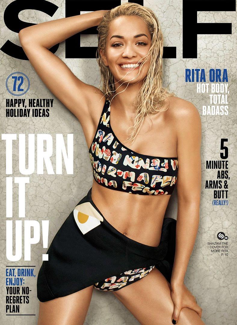 Rita Ora : Self (December 2015)