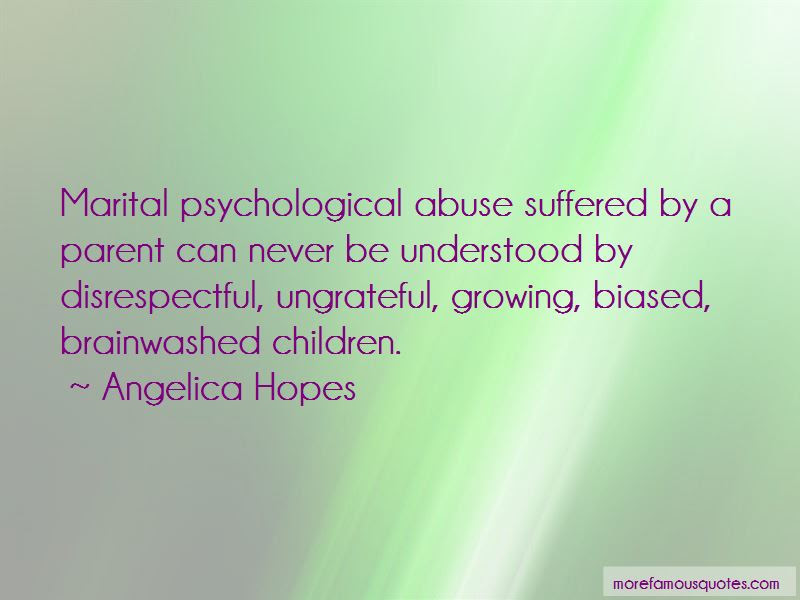 Quotes About Psychological Abuse Top 12 Psychological Abuse Quotes