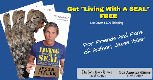 Free Book from Jesse Itzler