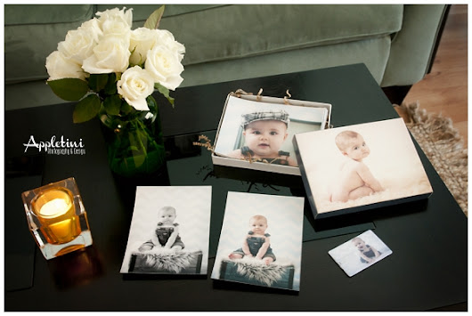 Easy Ways to Update Family Photos - Appletini Photography