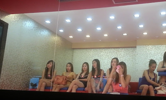 Where to Find the Best Soapy Massage Parlors in Bangkok