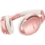 Bose QuietComfort 35 II Wireless Noise-Canceling Rose Headphones