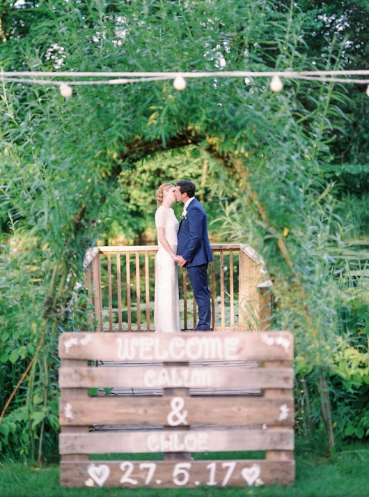 Spring Outdoor Wedding at Deans Court Wimbourne // Chloe & Calum - Wedding Photography Hampshire