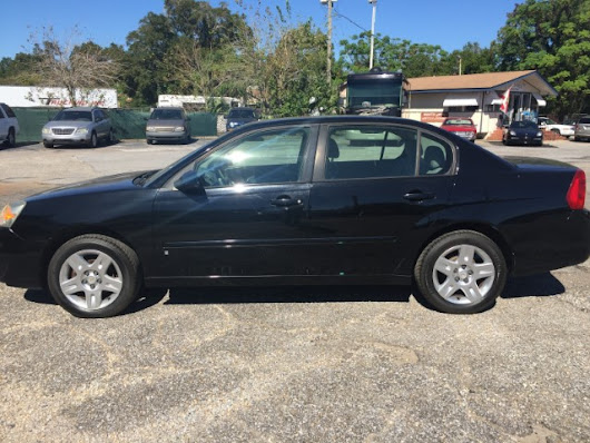 Used 2007 Chevrolet Malibu LT1 for Sale in Pensacola FL 32502 Bill Haven Cars Inc