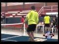 Fútbol Tennis para discapacitados en Soacha