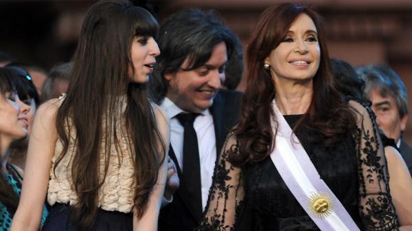 La familia Kirchner no podrá disponer de sus bienes a raíz de la medida preventiva. (AFP)