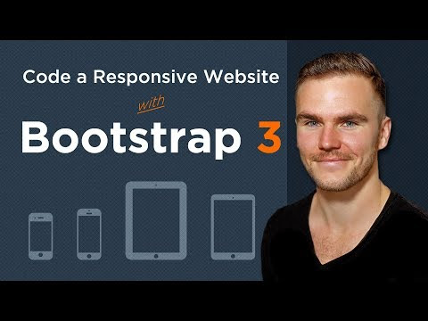 Code a Responsive Website with Twitter Bootstrap 3 [Free Course]