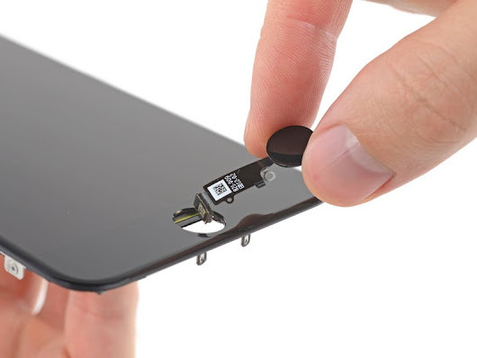 Sorry Folks, iPhone 7 Home Buttons Aren't User Replaceable | iFixit
