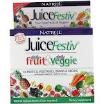 Natrol Juicefestiv Daily Fruit & Veggie | 60 Each Caps