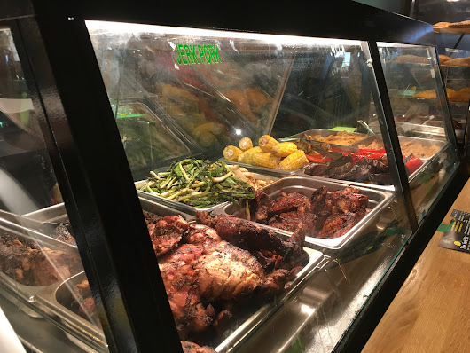 The Jerk Pit NOW OPEN at the MARKET