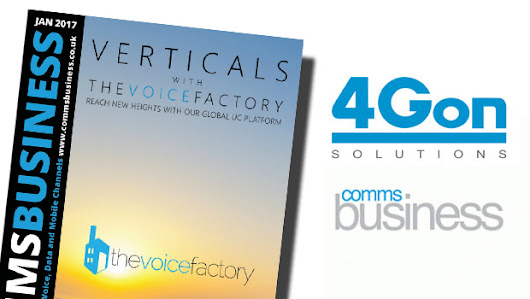 4G Uncovered – Wireless News » 4Gon discuss wireless solutions with Comms Business Magazine