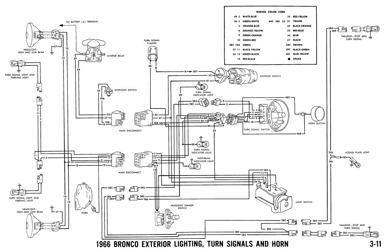 [DIAGRAM] Distributor Wiring Diagram For 84 Ford Bronco