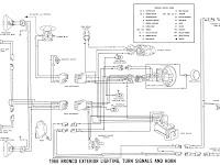 1984 Bronco Wiring Diagram