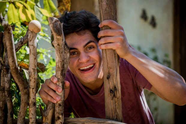 """Lucas Veloso deve interpretar Didi no novo remake de """"Os trapalhões"""". Foto: Caiua Franco/Globo"""