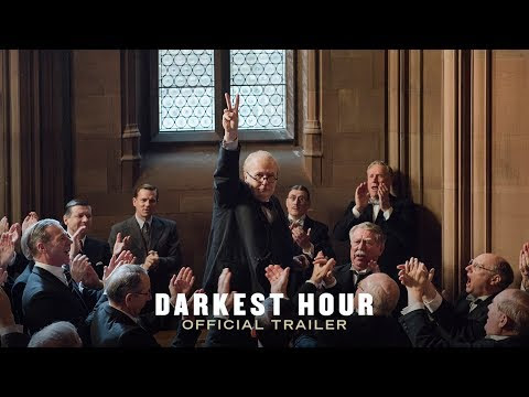 "Darkest Hour: ""Here's to not buggering it up!"""