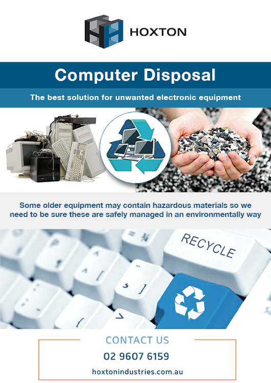 Packaging Solutions — Computer Disposal - Specialised Security Shredding...