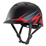 Troxel TX Helmet Large Red Flash