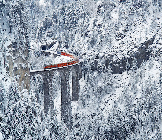 most amazing railway, switzerland - 101Pixel