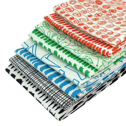 Summersville Bundle for Friday's Fabric Giveaway!