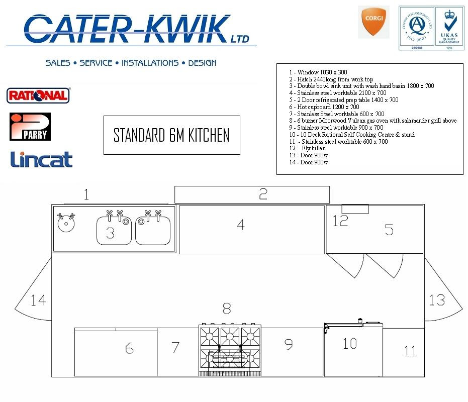 Cater-Kwik - Portable Events Kitchen