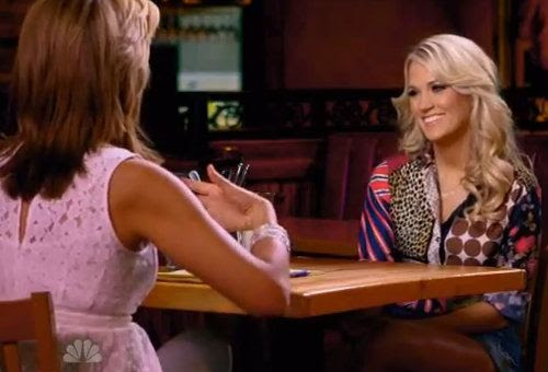 Dateline (May 2012), Carrie Underwood