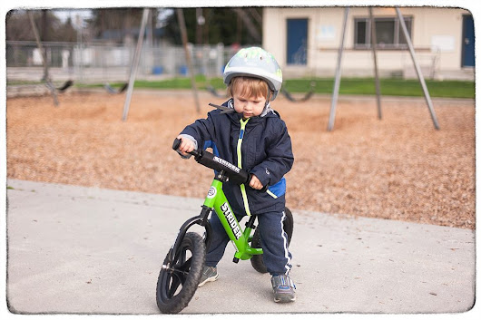 Balance Bike: Why Less is More