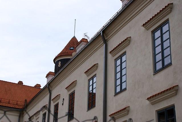 Panemunė castle   Kaunas - Jurbarkas with bike
