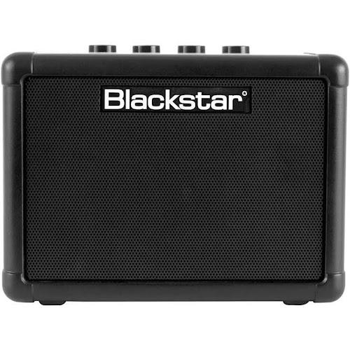 Blackstar FLY 3 - 3-Watt Mini Guitar Amplifier - Black