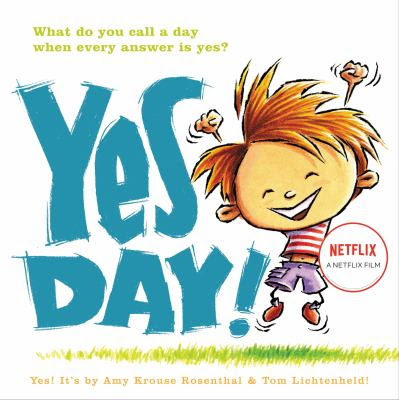 Cover image for Yes Day!