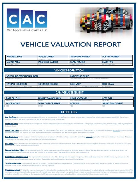 Diminished Value Carolina, NC's Top Car Appraisal Service Now Offering Free Estimates to Victims