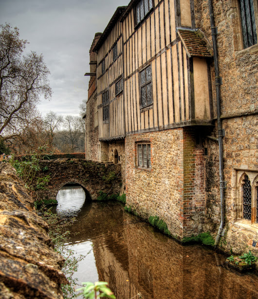 Ightham Mote - from @neilhoward on Ello.