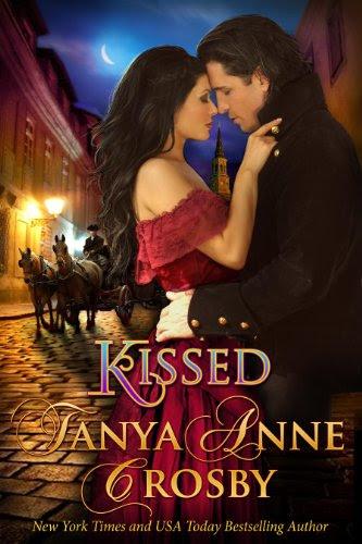 Kissed (A Southern Georgian Novel) by Tanya Anne Crosby