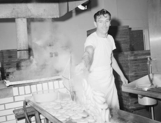 The Forgotten History of New York's Bagel Famines